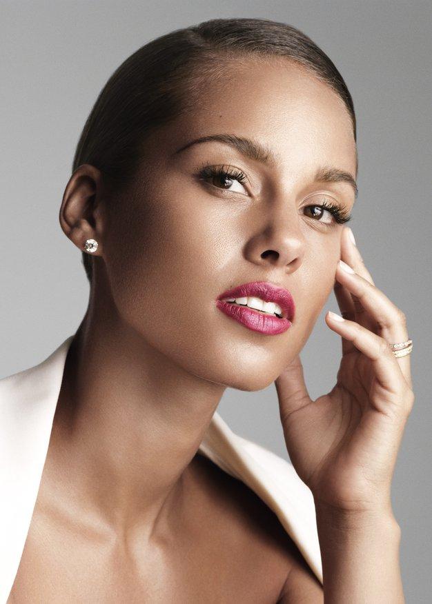 Alicia Keys za Parfums Givenchy - Foto: Nino Munoz / CPi Syndication