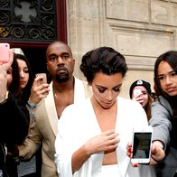 Foto: Večdnevno poročno slavje Kimye (foto: Profimedia)