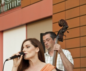 Katarina mala poklonila koncert Hiši hospica
