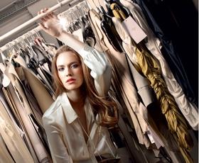 Elle pomaga izboljšati spretnosti: Kako shraniti sezonska oblačila