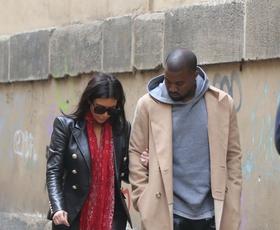 Foto: Paparaci na sledi Kimye v Pragi