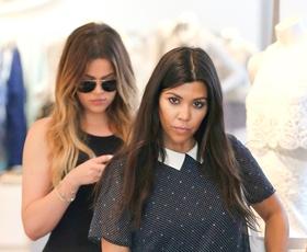Kourtney Kardashian: Tretji dojenček na poti