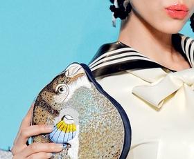 Moda za morje: bolje riba v roki kot na krožniku