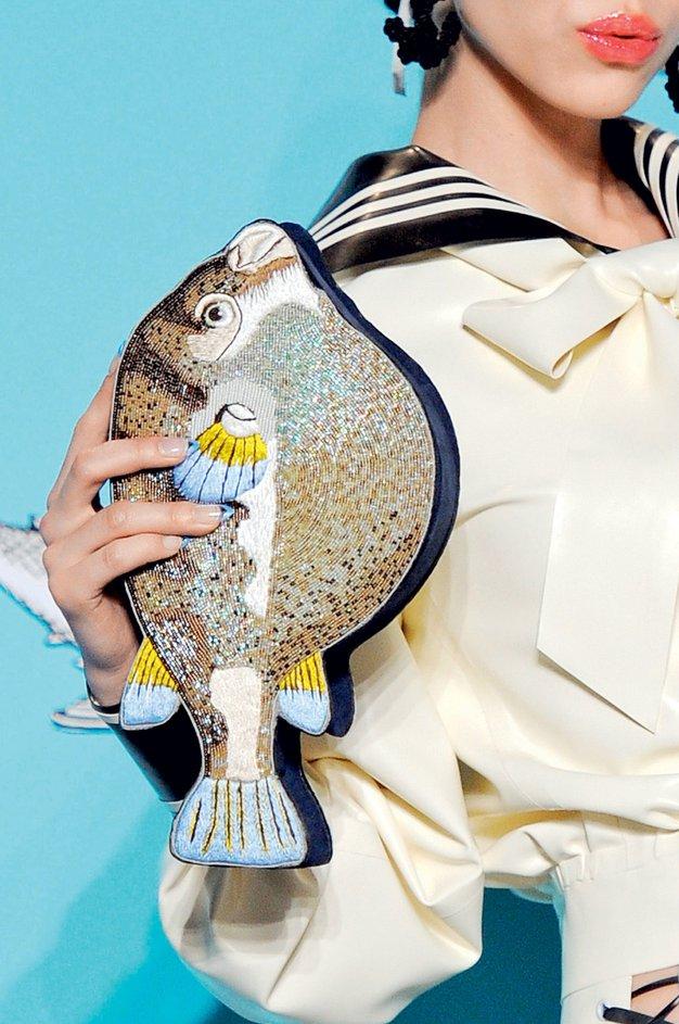 Moda za morje: bolje riba v roki kot na krožniku - Foto: Windschnurer, imaxtree