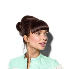 Domači frizerski salon: Dvojna figa za videz v slogu BB