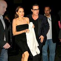 Foto: Angelina Jolie kot stilski navdih (foto: Profimedia)