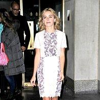 Foto: Najstniška modna ikona Kiernan Shipka (foto: Profimedia)