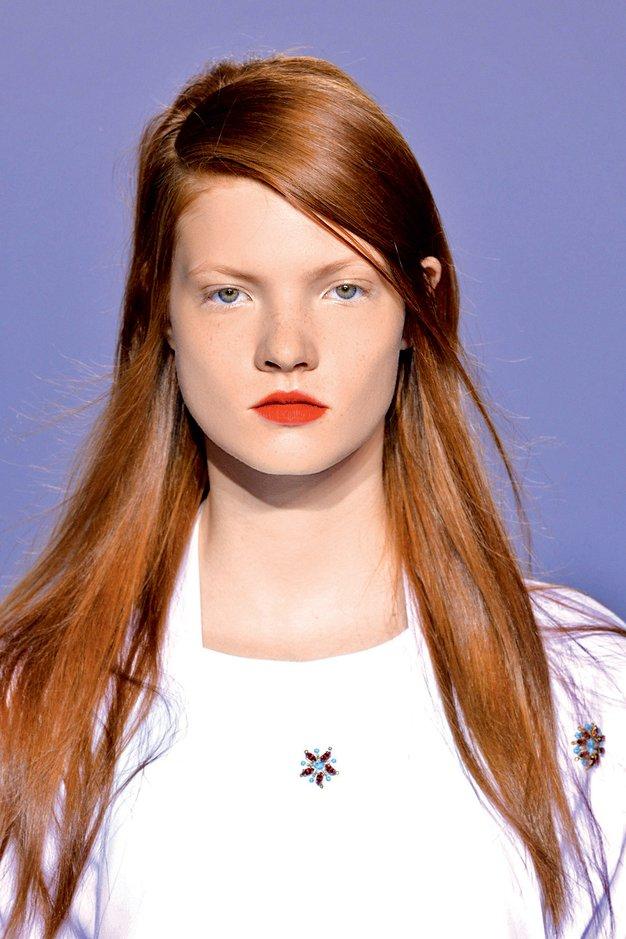 Najbolj vroče barve las za vroče poletje - Foto: imaxtree