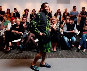Medkulturna modna revija ob svetovnem dnevu beguncev