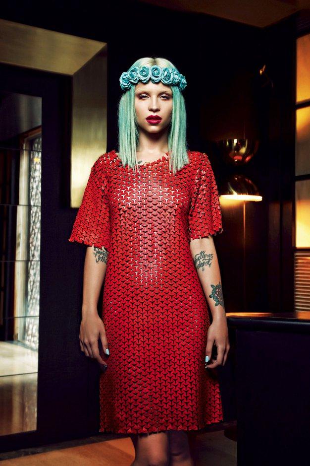 "Nina Ricci: ""Obraz modne prihodnosti"" - Foto: Tibor Golob"