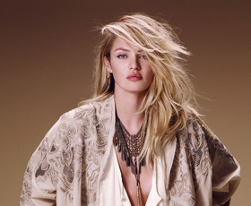 Candice Swanepoel: Nov obraz modne znamke Free People