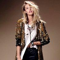 Candice Swanepoel: Nov obraz modne znamke Free People (foto: Profimedia)