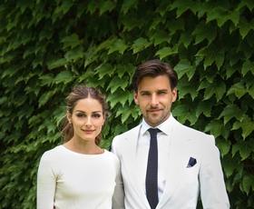 Olivia Palermo in njena čudovita (neobičajna) poročna obleka