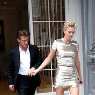 Sean Penn in Charlize Theron (foto: Profimedia)
