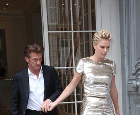 Foto: Charlize, Sean in drugi Diorjevi povabljenci