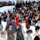 Foto: Chanelova visoka moda v ravnih sandalih