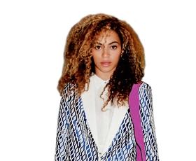 Zvezdniški stil: Ženstvena in udarna Beyoncé