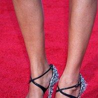 Zoe Saldana: Nosečniškega trebuščka ne skriva (foto: Profimedia)