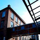 Tkanje umetnin v Baumwollspinnereiu so zdaj umetniški studii. (foto: shutterstock, promocijsko)