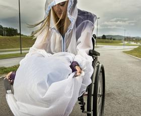Petja Zorec in Linda Ogrizek z najboljšima rešitvama za gibalno ovirane