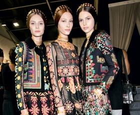 Foto: Moda s plemenskim pridihom