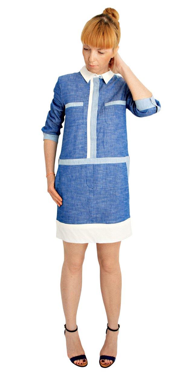 Modna urednica priporoča srajčno obleko - Foto: Windschnurer, imaxtree