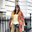 Fotoutrinki iz Londona: Ulični stil v času FW