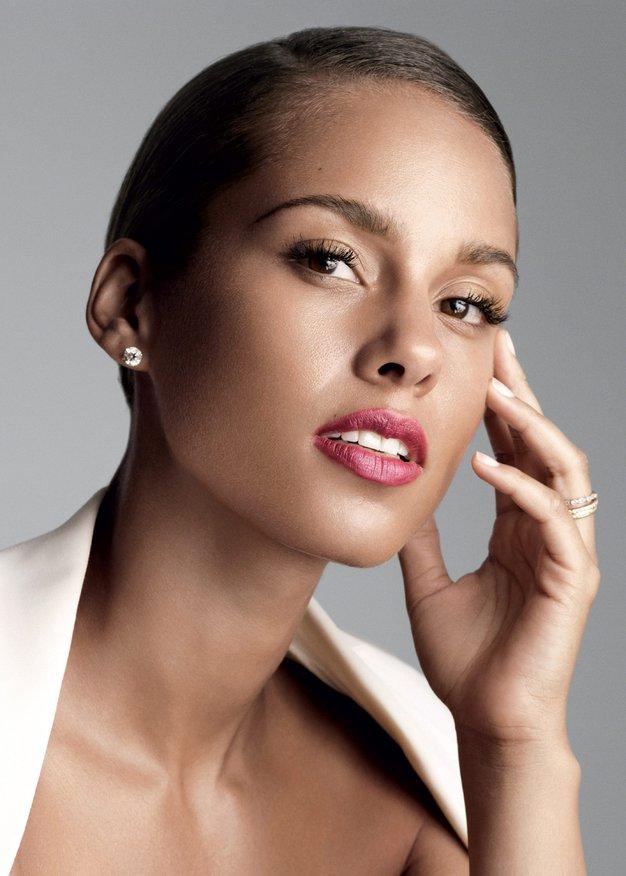 """Alicia Keys: """"Lepa oseba si, ko se lepo vedeš"""" - Foto: Nino Munoz in promo"""