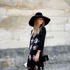 Trendi iz ulic pariškega tedna mode