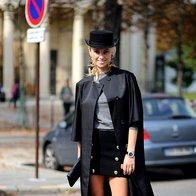 Trendi iz ulic pariškega tedna mode (foto: profimedia)