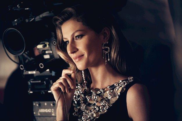 Gisele Bündchen nov obraz kultnega parfuma Chanel N°5 - Foto: promocijski materijal Chanel