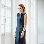 Tanja Zorn na Ljubljana Fashion Weeku s kolekcijo Cocktail (foto: Mimi Antolovic)