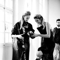 Pokukajte v zakulisje Ljubljana Fashion Weeka (foto: Mimi Antolović)