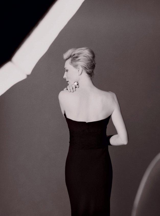 """Cate Blanchett: """"Intenzivnost se začne z občutki ..."""" - Foto: promo armani"""