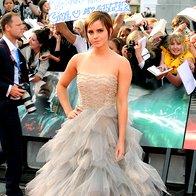 Julij 2011, Emma Watson na premieri Harryja Potterja (foto: Profimedia)