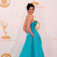 September 2013, Jessica Pare na podelitvi nagrad emmy (foto: Profimedia)