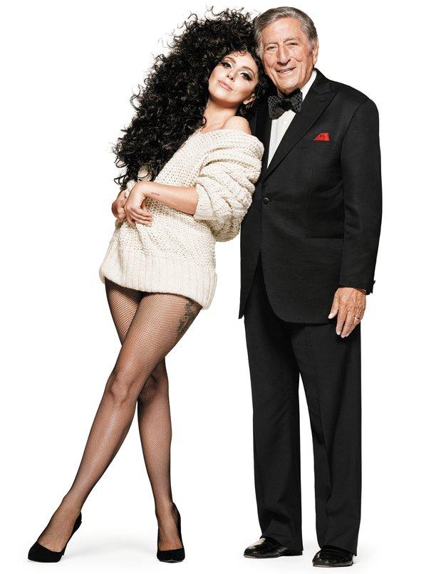 Lady Gaga in Tony Bennett, zvezdi nove H&M-ove kampanje - Foto: promocijsko gradivo