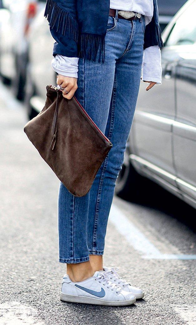 Modna urednica priporoča kombinacijo elegance in superg - Foto: Windschnurer, imaxtree