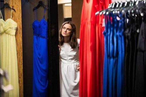 Keira Knightley kot večna najstnica Megan - Foto: Profimedia
