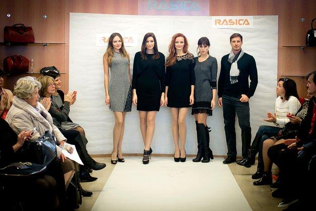 Rašica predstavila novo kolekcijo za aktualno modno sezono - Foto: Ana Kovač