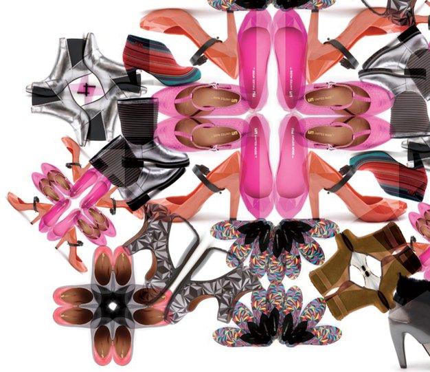 United Nude: Arhitekturne fantazije - Foto: promocijski materijal United Nude