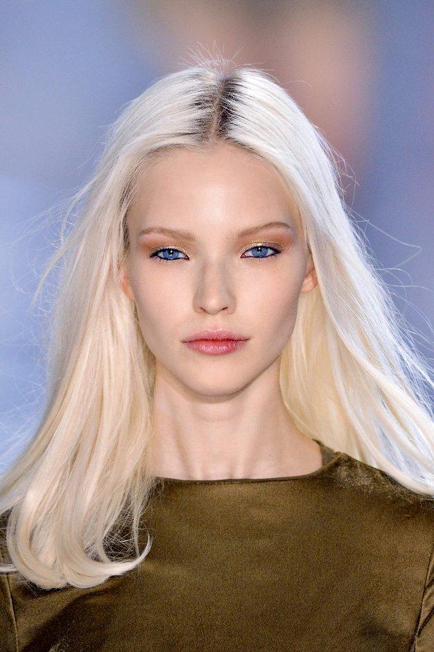 Odtenek las: vse ledeno belo - Foto: Imaxtree, promo