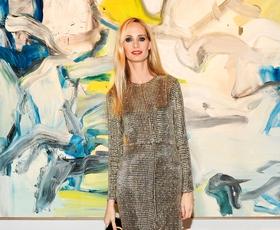 Lauren Santo Domingo: Igra elegance, glamurja in modne ostrine