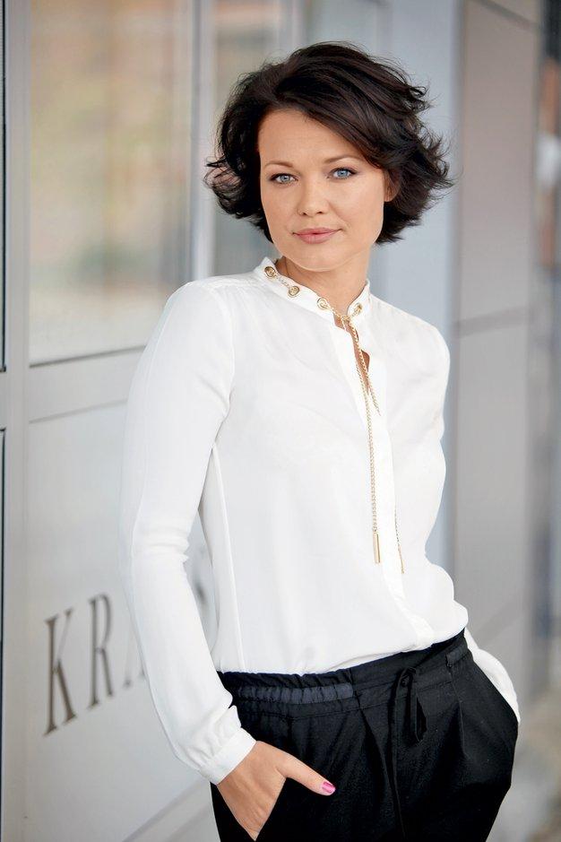 """Petra Kraus: """"Vse preveč je posnemanja"""" - Foto: Helena Kermelj"""