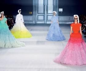 Modne revije visoke mode