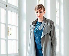Slovenska moda za pomlad in poletje 2015