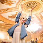 Modna zgodba z očarljivo balerino Marišo Nač