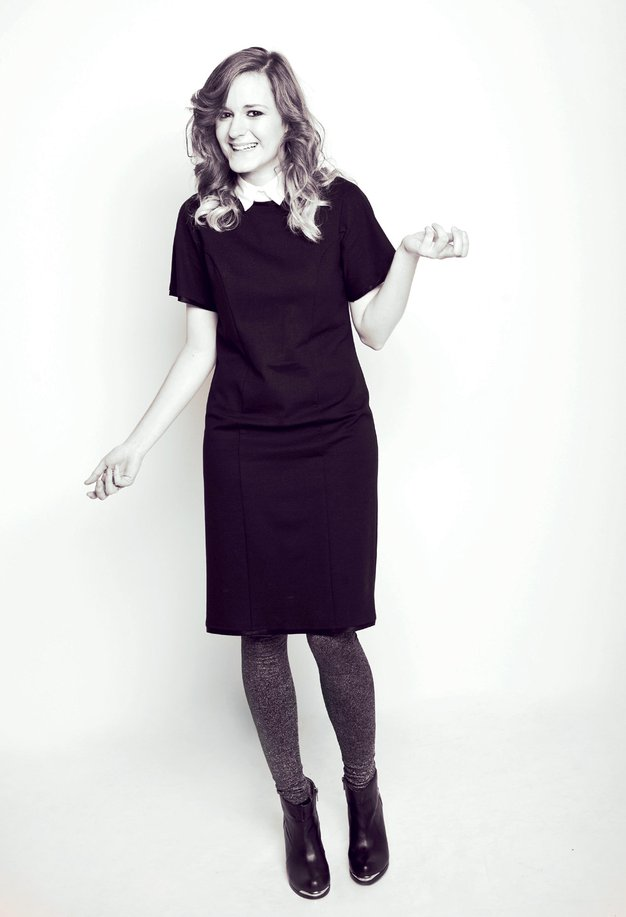 Pod lupo: Angelalukanovich - Foto: Mimi Antolović, promo, osebni arhiv