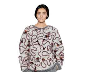 Sledite trendu deluxe puloverja