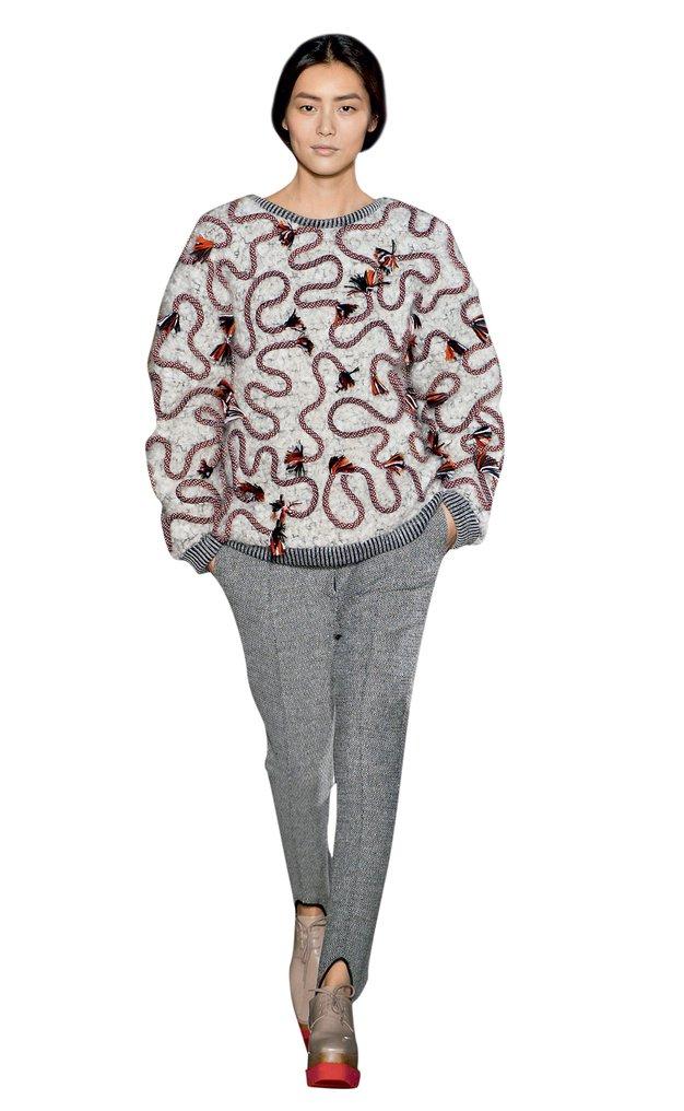 Sledite trendu deluxe puloverja - Foto: windschnurer, imaxtree, profimedia